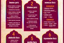 grafiklerle islam
