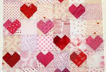 I heart traveling quilt