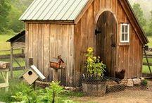 Casetas de jardín