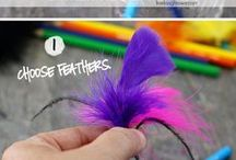 Crafts - Feather