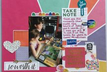 Your Stampin Scrapbooker Layouts