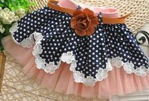 Skirts for grand daughters