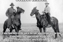 Horse quotes / Horsey things