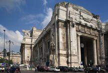 Stazione Centrale Milano / posa di pavimenti in marmo di Sicilia con TOPCEM, PLANICRETE, GRANIRAPID, KERAFLEX MAXI S1, KERACOLOR FF