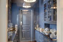 Butler's pantry / Butler's pantry inspiration. Dreams do come true, right?