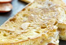 Cabot Creamery Cooperative Grilled Cheese / by Barbara Ryan