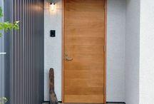 玄関 ホール クローク