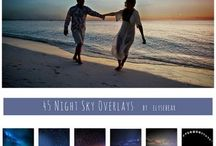 Night overlays