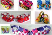 Tiddywinkle Textiles / Tiddywinkle Textiles specialises in hand-made custom baby shoes at little prices -we believe good-quality baby shoes shouldn't cost the earth so we have shoes for babies and toddlers for $15.