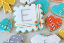 Baby Shower / Gender Reveal Party Ideas
