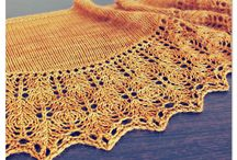 Knitted Shawls  / by Devon Sun Yarns