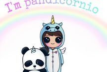 Pandacornios