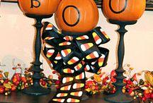 Halloween ideas / by Christy Feddersen