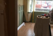 Our home / Slowly slowly getting there