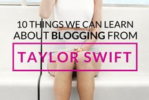 I blog sometimes.