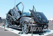 2013 Dub Car Show Anaheim / Shot in Anaheim California.