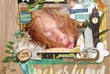 2017 Scrapbooking Layouts / Scrapbooking pages by Trish Harden made with products from www.sweetshoppedesigns.com To see even more of my pages make sure that you are following my Scrapbook Pages board: https://www.pinterest.com/mommatrish/scrapbook-pages/ and https://www.pinterest.com/mommatrish/20152016-sugarbabe-layouts/