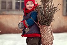 Зима близко / Winter photo ideas