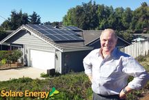 San Diego Solar Clients / Solare Energy's happy homeowners are saving thousands by switching to solar!