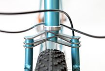 BESPOKE BICYCLES / Handbuilt bicycle frames and custom paint work
