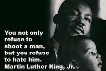 Dr Martin Luther King Jr.