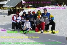 Karneval na lyžiach Bánovo