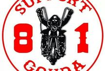 SUPPORT 81 HAMC & Red Devils MC