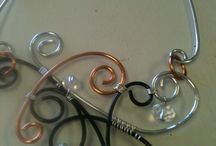 WIRE WRAP JEWELRY 9 / by Bead Weaving
