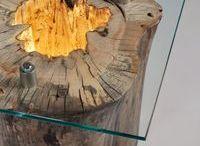 drewno zajawki