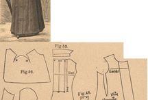 19-20 th Century pattern
