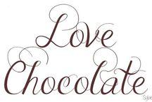 i do love chocolate