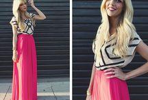 Spring Fashion-2013 / by Katie Palmer