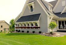 Frontyard landscape / Amaizing landscape design from Maple Crest