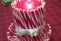 Decorating with candy canes