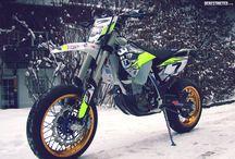 Super-Moto Bikes