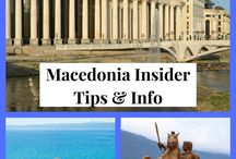 Macedonia travel inspirations