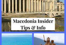 Macedonia travel inspirations