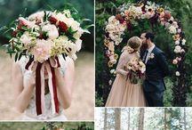 Esküvői színek