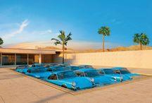 Creaciones Porsche de Chris LaBrooy / Chris LaBrooy crea espectaculares imágenes en 3D, utilizando unos modelos muy especiales de Zuffenhausen.