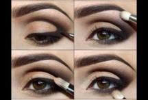 Makeup and nails