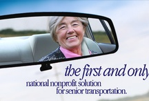 Senior Transportation / This board gives you general information about the Independent Transportation Network.