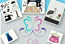 Cris_Artes_E_Costuras / Trabalho com costura em geral e artesanatos feitos a mão. Pedidos pelo facebook ou instargram.