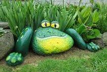 zahradni dekorace
