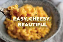 Easy, Cheesy, Beautiful / Cheese please!