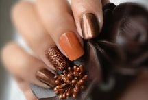 Ongles d'automne