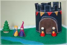 Play Scenes Inspiration / by Tiffany Malloy