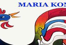 Mostra Personale Maria Kononov