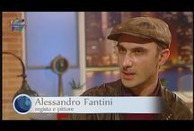 AFANTV / A selection of the Alessandro Fantini's interviews aired on Italian television.