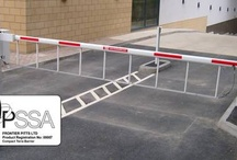 PAS 68 Compact Terra Barriers / Hostile Vehicle Mitigation (HVM)  Looks can be deceiving...  The PAS 68 impact tested Drop Arm Barrier that looks like a standard car park barrier, and is hydraulically powered for reliability & strength.  It has been successfully PAS 68 impact tested stopping a 3500kg vehicle travelling at 30mph (48kph) which equates to 311kJ. On impact, the barrier stopped the vehicle within the aperture.  http://www.frontierpitts.com/products/barriers/pas68-compact/