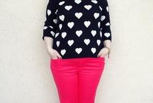 Plus size fashion / by Maribel Espinoza